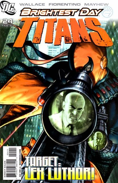 Titans (2008) no. 24 - Used