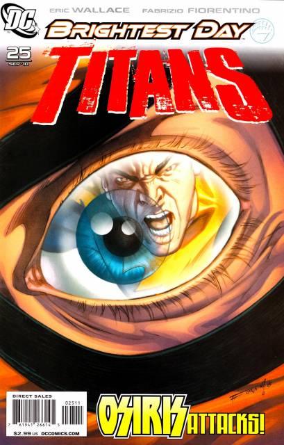 Titans (2008) no. 25 - Used