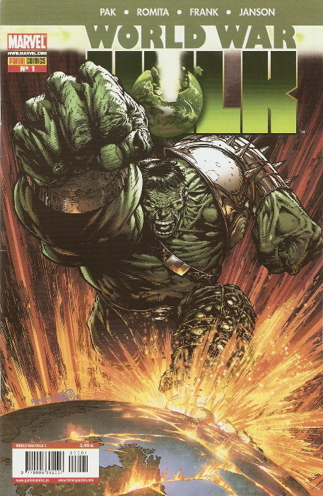 World War Hulk (2007) Complete Bundle - Used