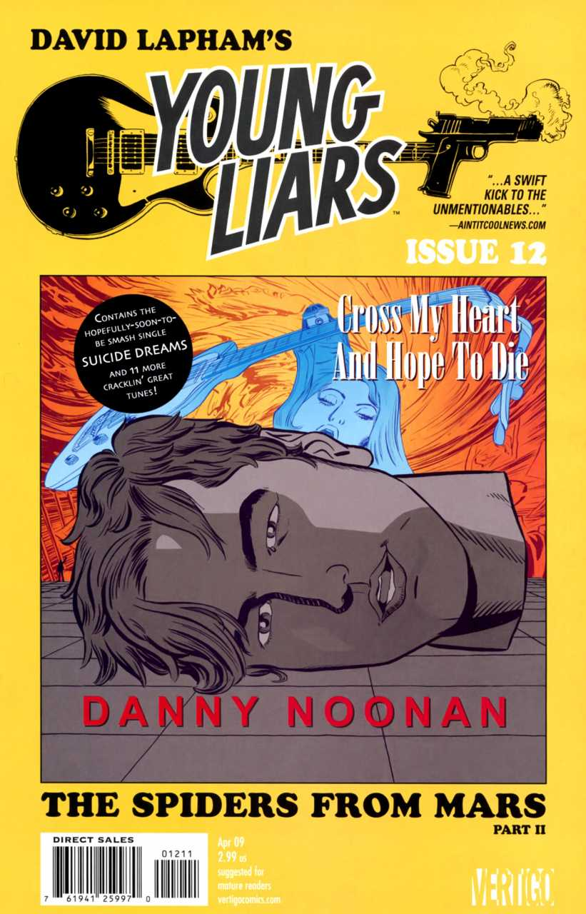 Young Liars (2008) no. 12 - Used