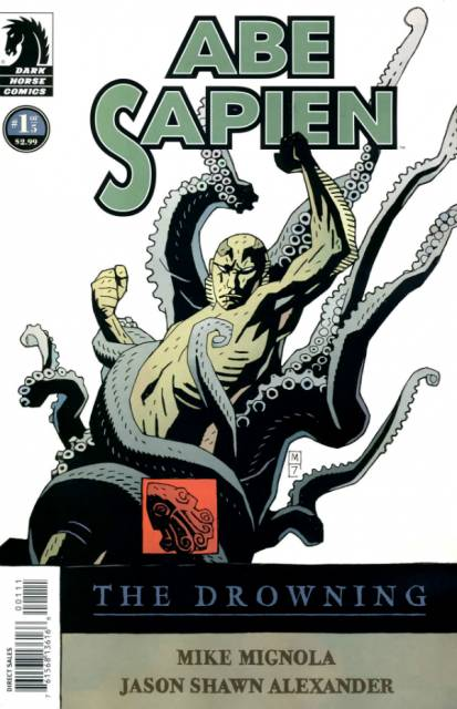 Abe Sapien: The Drowning (2008) Complete Bundle - Used