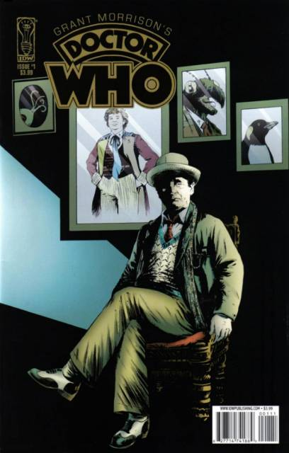 Doctor Who Grant Morrison (2008) Complete Bundle - Used