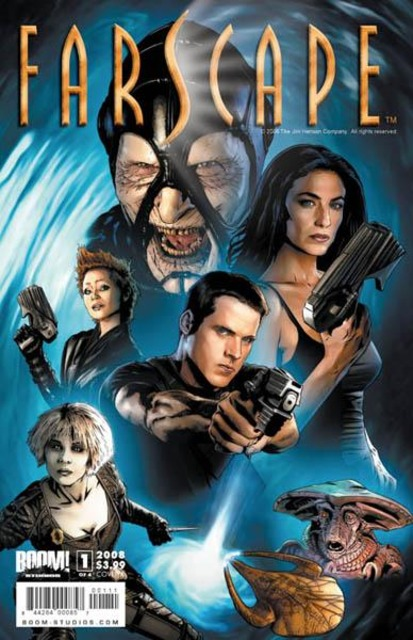 Farscape (2008) Complete Bundle - Used