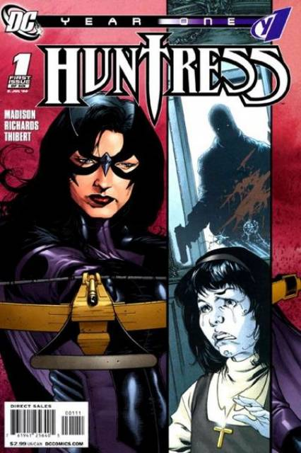Huntress Year One (2008) Complete Bundle - Used