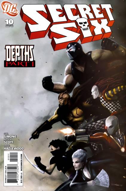 Secret Six (2008) no. 10 - Used