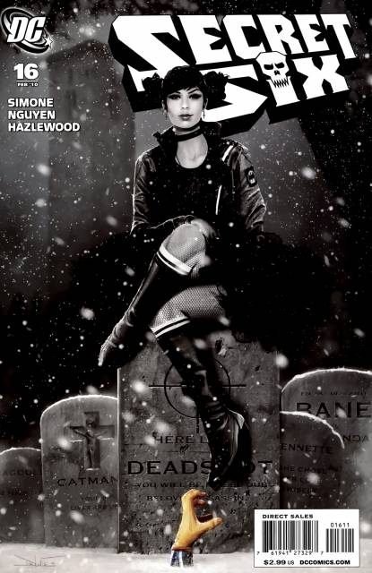 Secret Six (2008) no. 16 - Used