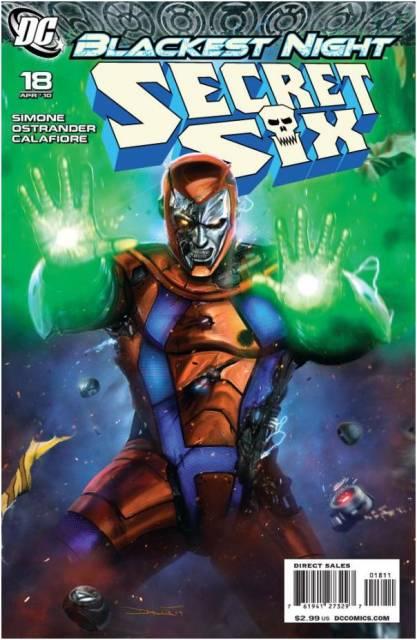 Secret Six (2008) no. 18 - Used