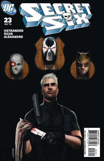 Secret Six (2008) no. 23 - Used