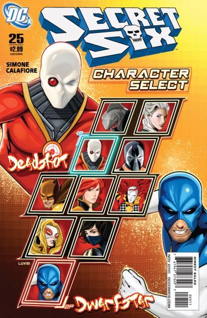 Secret Six (2008) no. 25 - Used