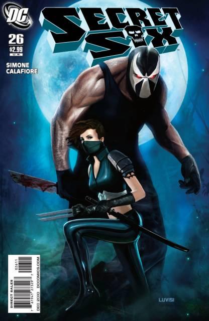 Secret Six (2008) no. 26 - Used