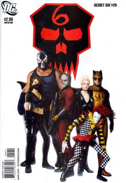 Secret Six (2008) no. 29 - Used