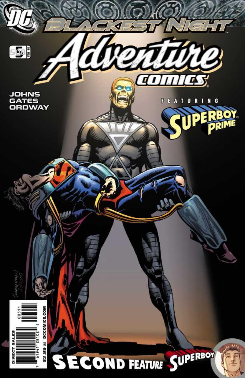 Adventure Comics (2009) no. 5 - Used