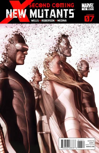 New Mutants (2009) no. 13 - Used
