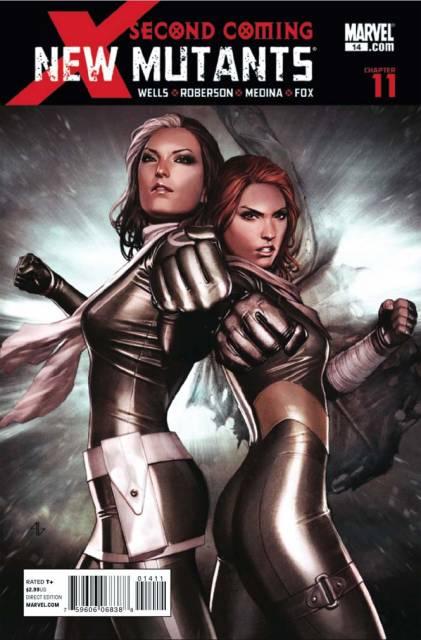 New Mutants (2009) no. 14 - Used