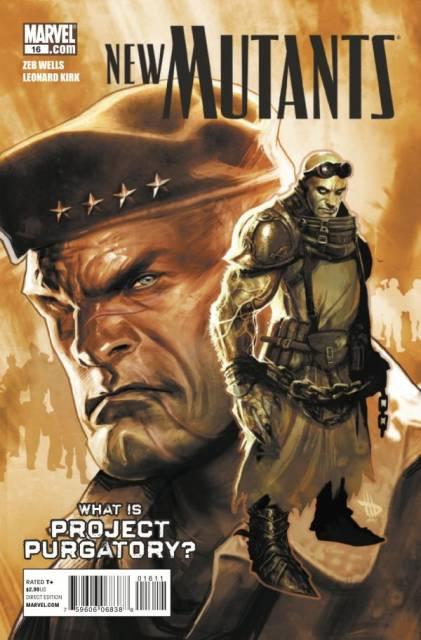 New Mutants (2009) no. 16 - Used
