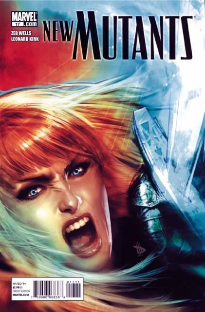 New Mutants (2009) no. 17 - Used