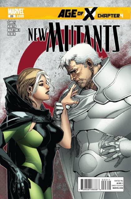New Mutants (2009) no. 23 - Used