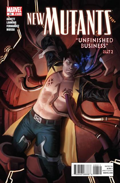 New Mutants (2009) no. 26 - Used