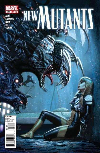 New Mutants (2009) no. 28 - Used