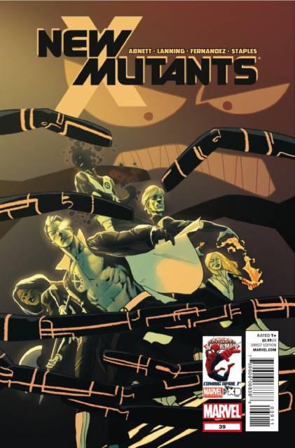 New Mutants (2009) no. 39 - Used