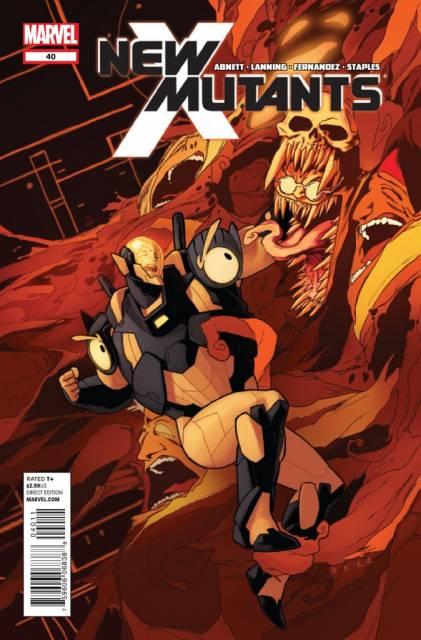 New Mutants (2009) no. 40 - Used