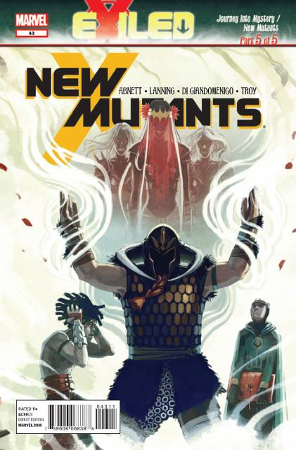 New Mutants (2009) no. 43 - Used