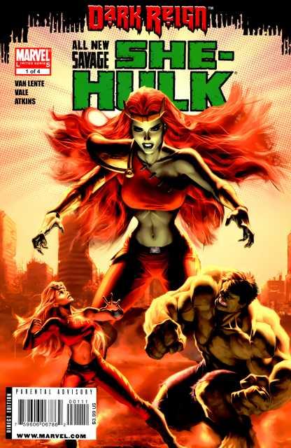 Savage She-Hulk (2009) Complete Bundle - Used