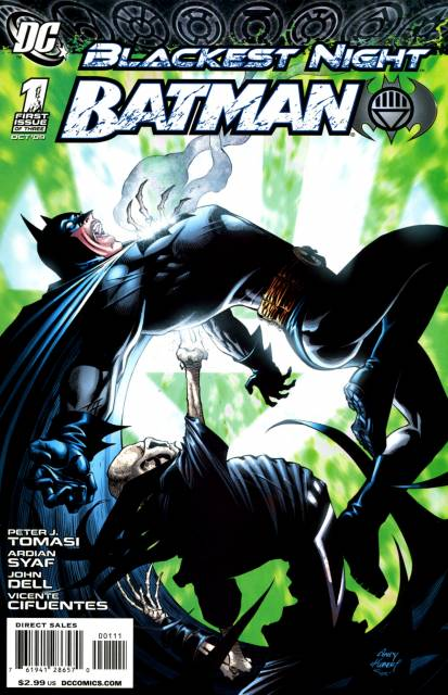 Blackest Night Batman (2009) Complete Bundle - Used