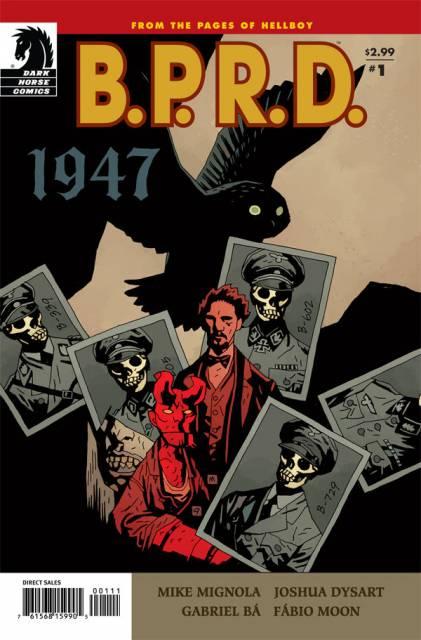 BPRD 1947 (2009) Complete Bundle - Used