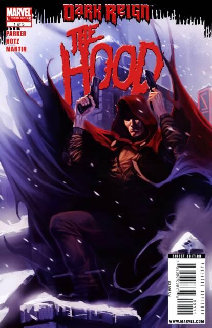 Dark Reign: The Hood (2009) Complete Bundle - Used