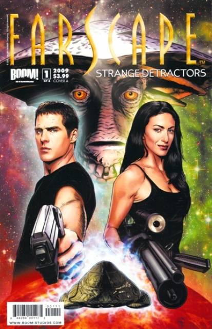 Farscape Strange Detractors (2009) Complete Bundle - Used