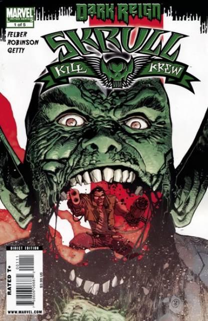 Skrull Kill Krew (2009) Complete Bundle - Used