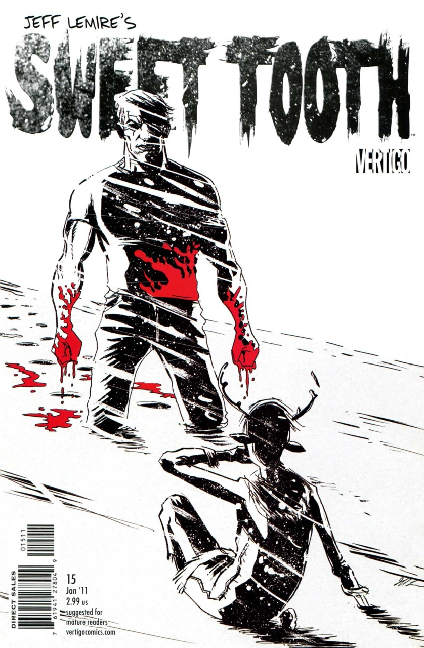 Sweet Tooth (2009) no. 15 - Used