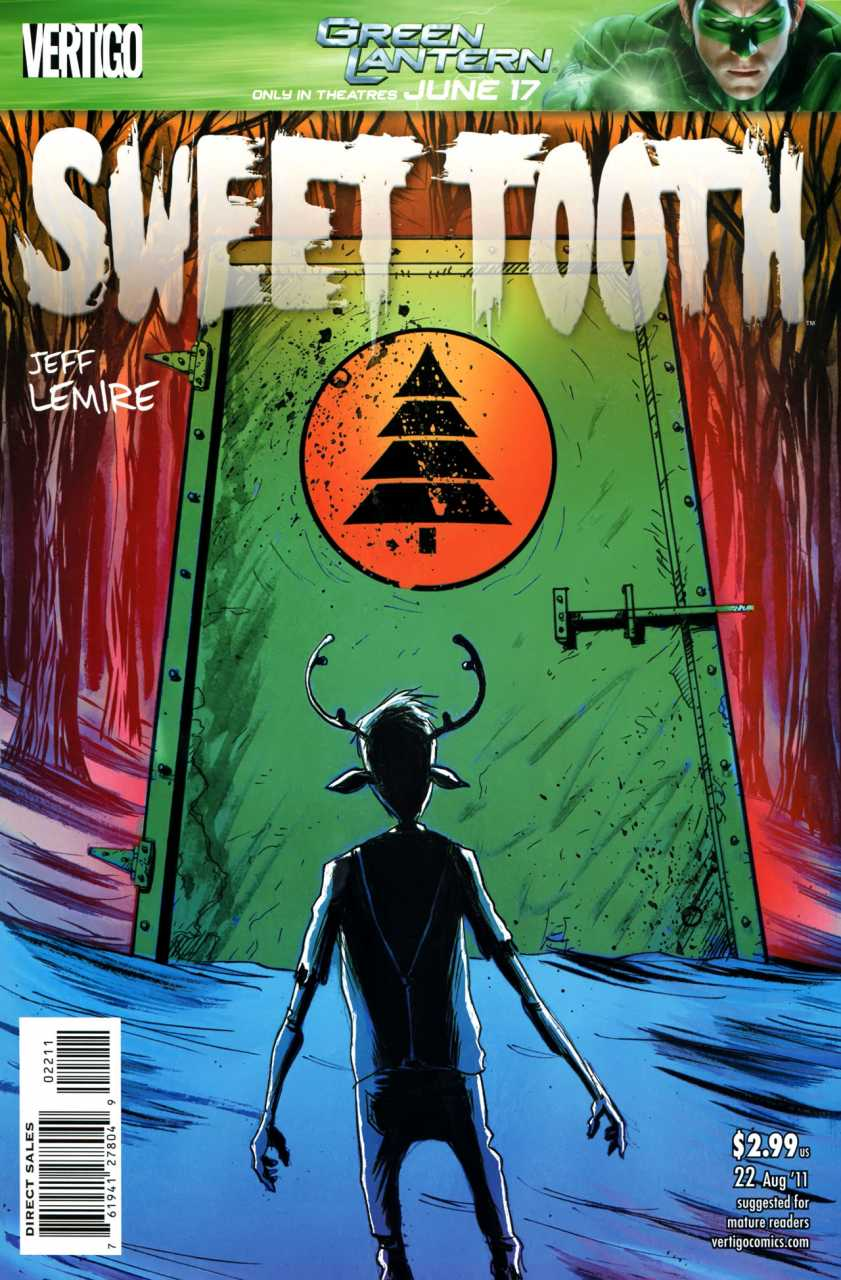 Sweet Tooth (2009) no. 22 - Used