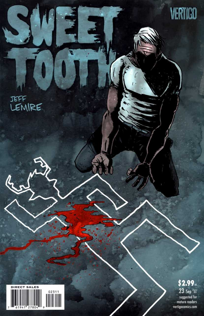Sweet Tooth (2009) no. 23 - Used