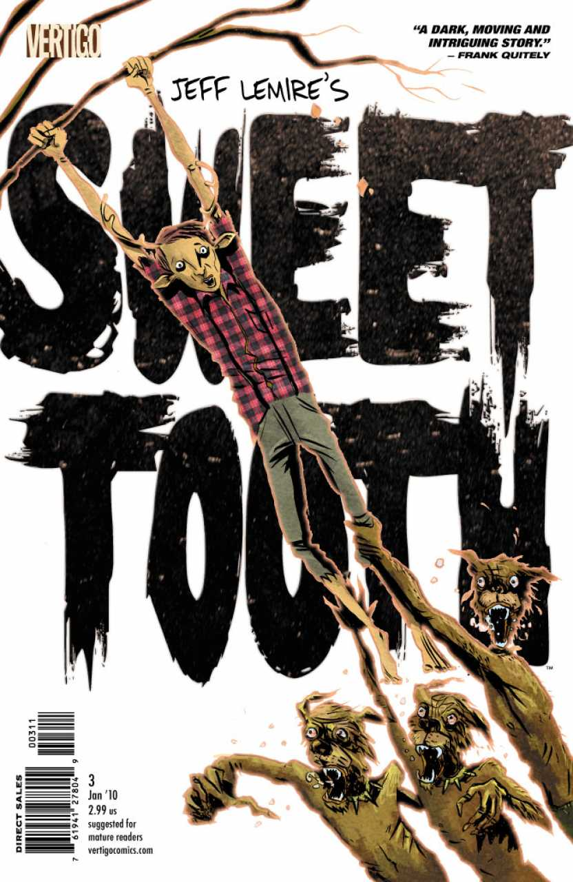Sweet Tooth (2009) no. 3 - Used