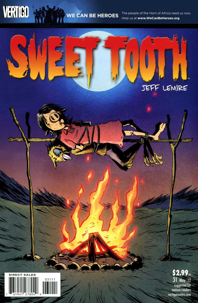 Sweet Tooth (2009) no. 31 - Used