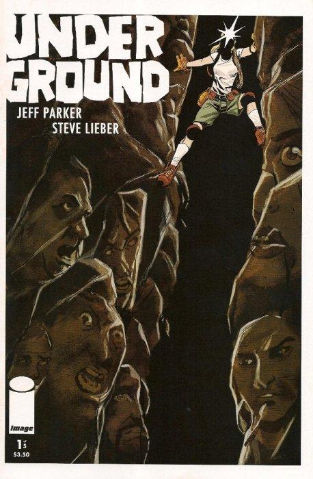 Underground (2009) Complete Bundle - Used