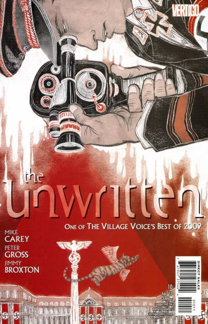 Unwritten (2009) no. 10 - Used
