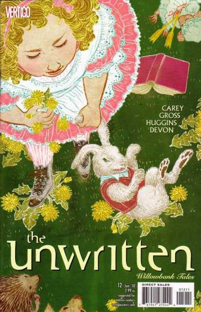 Unwritten (2009) no. 12 - Used