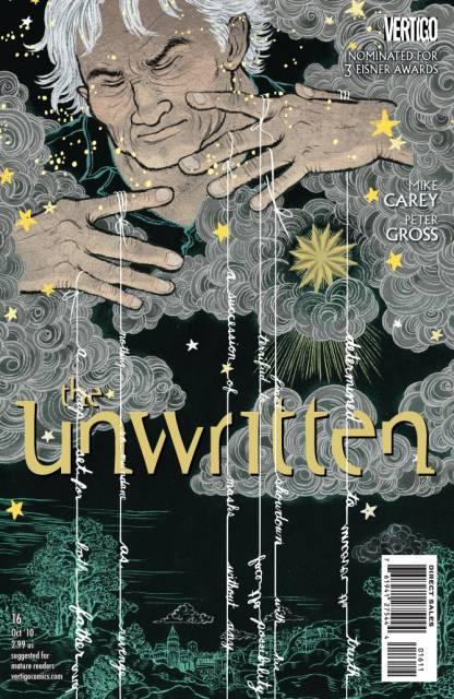 Unwritten (2009) no. 16 - Used