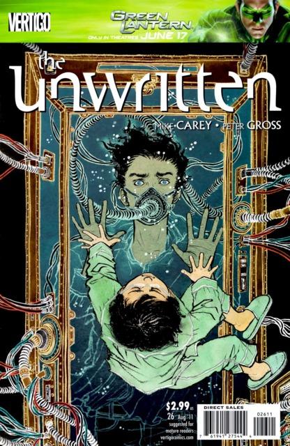 Unwritten (2009) no. 26 - Used