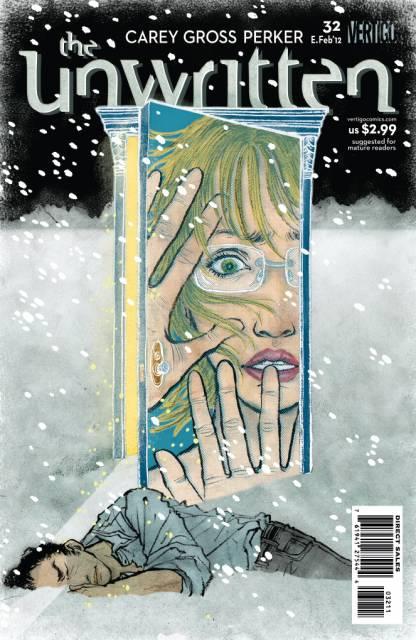 Unwritten (2009) no. 32 - Used