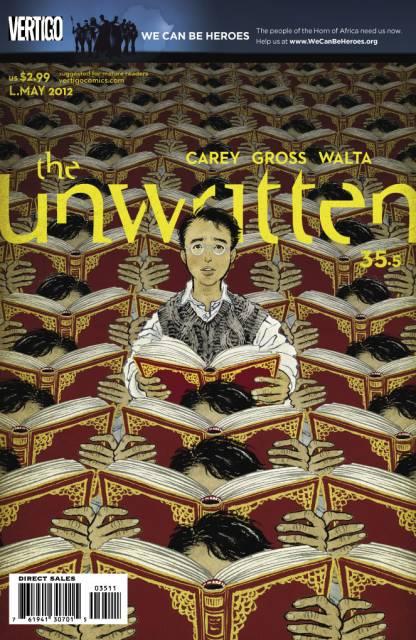 Unwritten (2009) no. 35.5 - Used