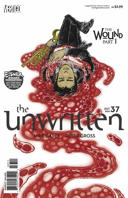 Unwritten (2009) no. 37 - Used
