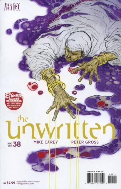 Unwritten (2009) no. 38 - Used