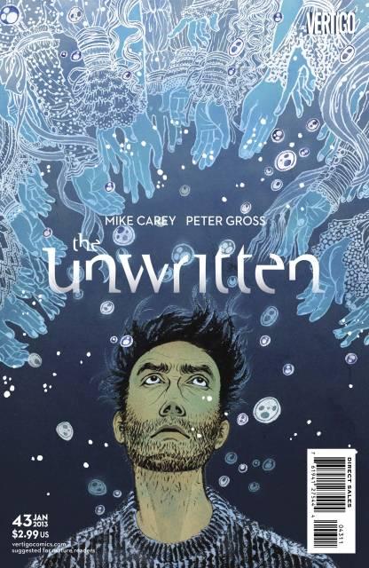 Unwritten (2009) no. 43 - Used