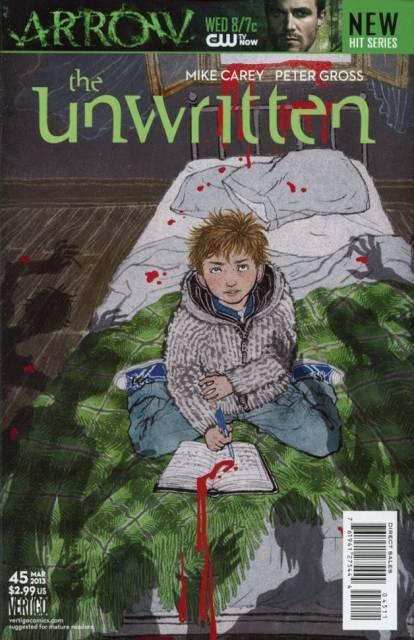Unwritten (2009) no. 45 - Used