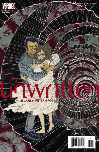 Unwritten (2009) no. 49 - Used