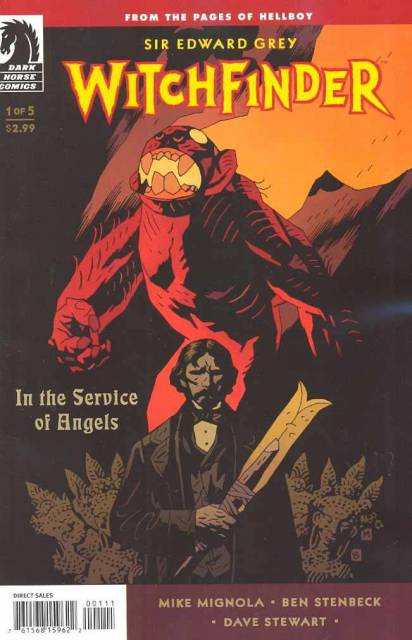 Witchfinder: In The Service of Angels (2009) Complete Bundle - Used